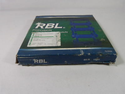 RBL 80-R Precision ANSI Roller Chain ! NEW !