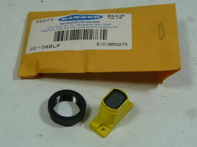 Banner UC300LP Mini Beam Replacement Lens Assembly ! NEW !