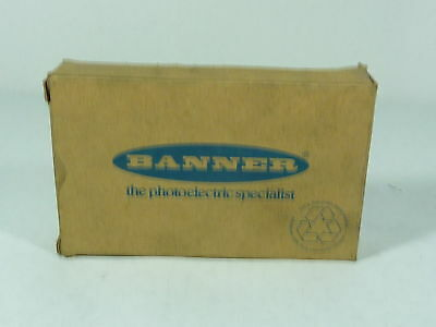 Banner 26473 Mini Beam Photoelectric Diffuse 24-240VAC ! NEW !