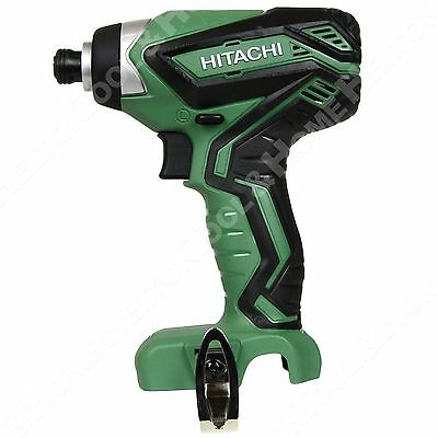 "Hitachi WH10DFL2 12V Li-Ion 1/4"" Hex Cordless Impact Driver New replaces WH10DFL"