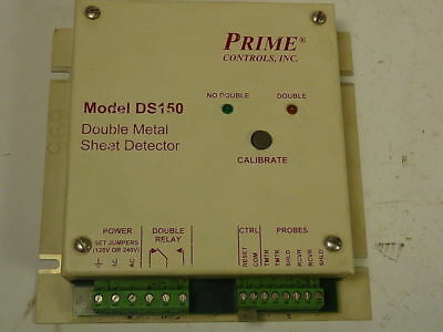 Prime Double Metal Sheet Detector DS150 ! WOW !