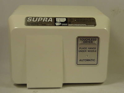 Supra Touchless Hand Dryer 208-240V 10A 60Hz SP3-T ! NEW !