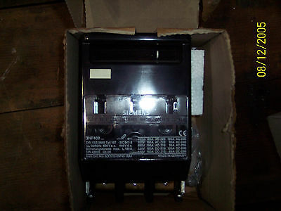 Siemens Fuse Switch Disconnector 3NP408