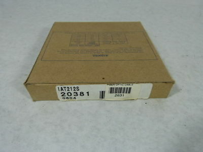 Banner IAT212S Fiber Optic Cable ! NEW !