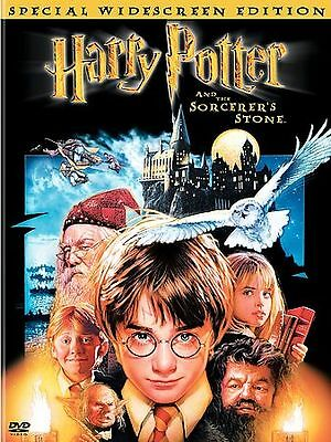 HARRY POTTER AND THE SORCERER'S STONE  DVD SET Daniel Radcliffe Rupert Grint NEW