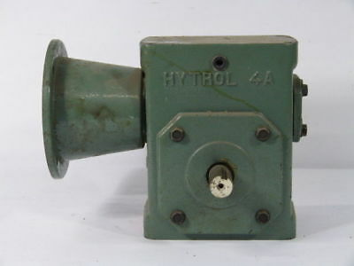 Hytrol 4AC-10-1-LH Left Hand Gear Reducer 10:1 Ratio ! WOW !