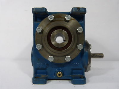 David Brown A041050-WRA-A 05-20829-100-1 Gear Box 0.45HP 50:1 1750RPM ! WOW !