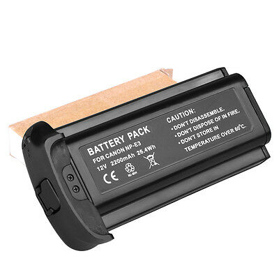 High Quality Battery NP-E3 For Canon EOS-1D 1DS MARK 2 II N