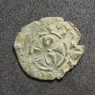 DINHEIRO of D. SANCHO II  - PORTUGUESE MEDIEVAL COIN