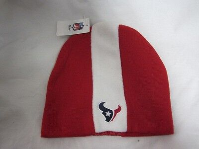Houston Texans Embroidered Winter Knit Beanie Hat AA