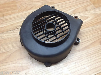 SkyJet YH50 QT-E 2009 50cc Engine Right Cover Flywheel Fan ONLY 978 Miles