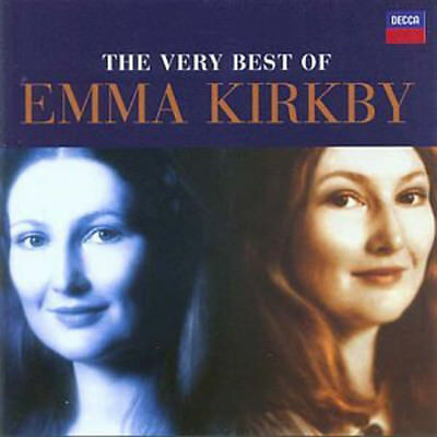 Emma Kirkby The Very Best Of 2 Cd Classical Music New Set
