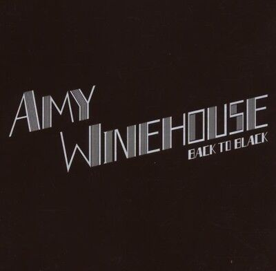 """Amy Winehouse """"Back To Black"""" 2 Cd Deluxe Edition New+"""