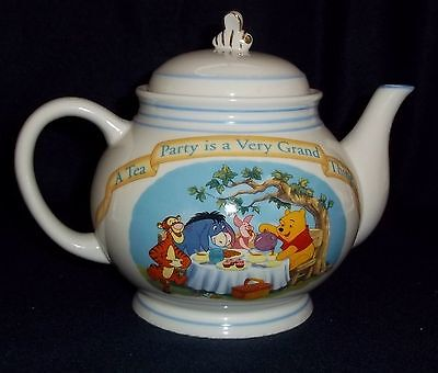 Disney Lenox Winnie the Pooh And Friends - The Pooh Pantry Teapot