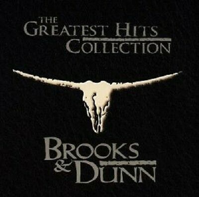 """Brooks & Dunn """"The Greatest Hits Collection"""" Cd New+"""