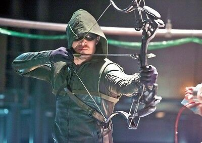 Arrow Stephen Amell Oliver Queen Fantastic Bow Poster