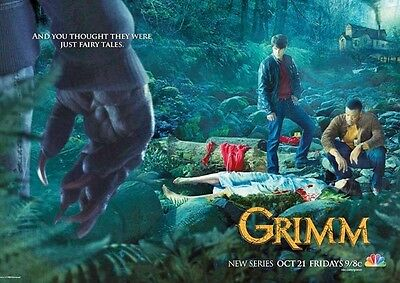 Grimm Advertising Poster