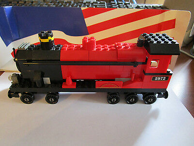 Lego Harry Potter 4708 HOGWARTS EXPRESS ENGINE CAR ONLY