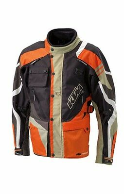 New Ktm Off Road Rally Jacket Enduro Touring $239.99 Now $219.99 Free Shipping!