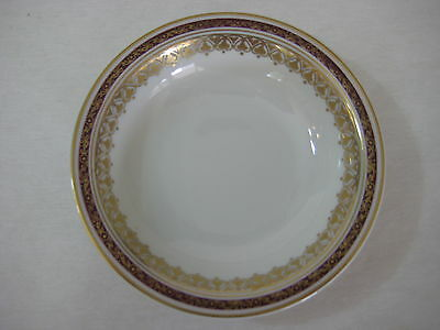 "RARE GERMANY HUTSCHENREUTHER BAVARIA TURVEL SMALL BOWL, 5 1/2"" DIA X 1 1/4"" H"