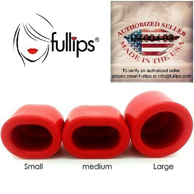 FULLIPS Lip Plumping Enhancer - For a Full & Plump Pout - 100% Genuine UK Seller