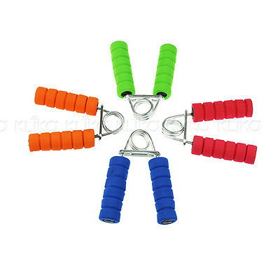 New Sports Grip Hand Grippers Wrist Fingers Strength Training Exercise Home Gym