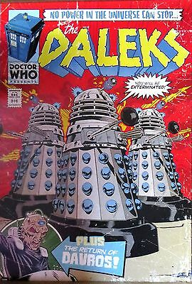 Doctor Who Comic Daleks No Power In The Universe -Licensed POSTER-90cm x 60cm-Br