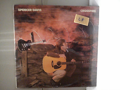 Spencer Davis - Crossfire              ..............................Vinyl