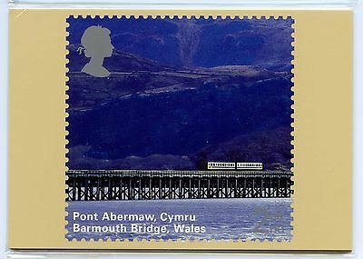 "GB 2004 A British Journey ""Wales""     PHQ STAMP CARDS MINT (6)   Perfect"
