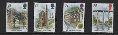 GB STAMPS  Set 1989 Industrial Archeology SG1440/3 MNH
