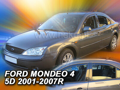 HEKO Windabweiser FORD MONDEO 5-türig LTB / LIMO 2001-2007  15232
