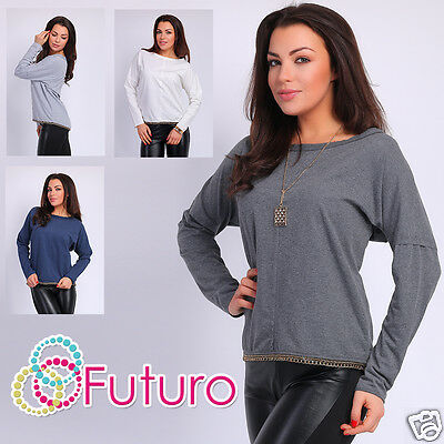 Women/'s T-Shirt LADY Print Scoop Neck Tunic Casual Party Top Size 8-12 FT793