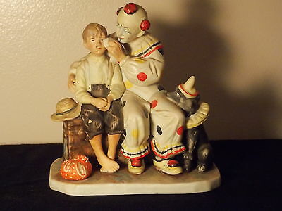 """Norman Rockwell """" The Runaway"""" by Gorman"""