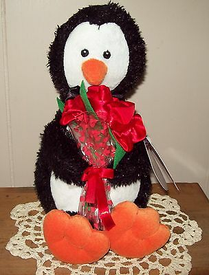 Wholesale First and Main Tux Penguin Plush Mothers Day Stuffed Toy Animal NWT