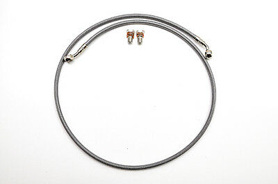06-14 ZX-14 R Galfer Braided Stainless Steel Hydraulic Clutch Line  D484CL