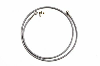85-03 Vmax 1200 Galfer Braided Stainless Steel Hydraulic Clutch Line  D90CL