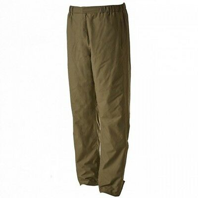 Trakker NEW Version Carp Fishing Downpour+ Green Waterproof Trousers *All Sizes*