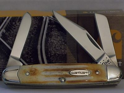 Case XX Second Cut Stag Handle Medium Stockman Knife, Item Nr 36317