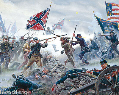White Mountain USA Jigsaw Puzzle 1000 Pieces High Tide Civil War - NEW