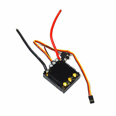 Castle Creations Mamba Monster 2 Speed Controller ESC 010-0108-00 No Cover