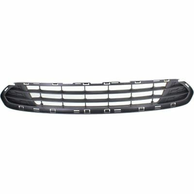 Frt Bumper Grille Mate-Dark Gray For 2010-2012 Ford Fusion Hybrid Fo1036127