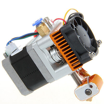 Geeetech upgrade MK8 extruder print ABS PLA for makerbot Prusa Mendel 3D Printer