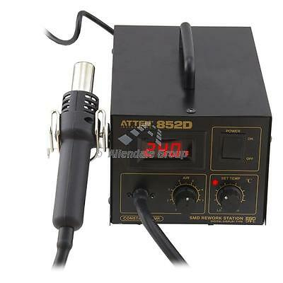 Atten AT852D SMD Soldering PCB Rework Station with Variable Heat & Air ESD Safe
