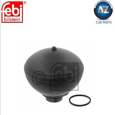 Febi Rear Axle Pneumatic Suspension Sphere 38289