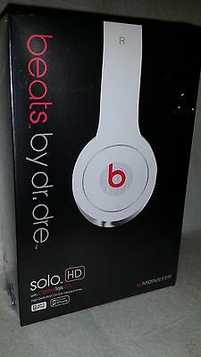 Reproduction Beats by Dr. Dre Solo HD Headband Headphones  in Original Box - NEW