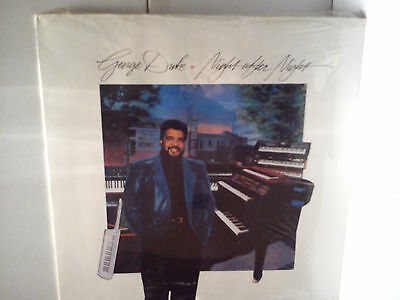 George Duke - Night after night             ..............................Vinyl