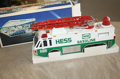 Hess Emergency Truck  1996  ~Make Offer~ *Free Shipping*