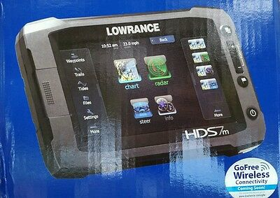 Lowrance HDS-7M Gen2 Touch Insight USA