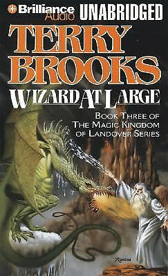 Wizard at Large 3 by Terry Brooks (2008, CD, Unabridged)
