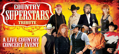 2 TICKETS TO COUNTRY SUPERSTARS IN LAS VEGAS